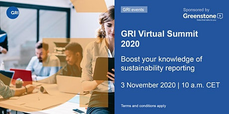 GRI Virtual Summit tickets