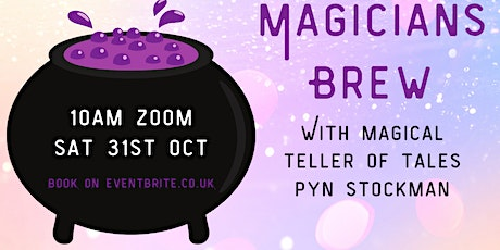 Magicians Brew tickets