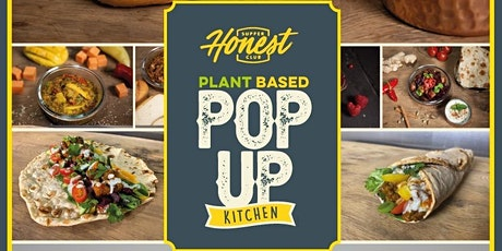 Pop-up at Harrogate Brewing Co. Taproom tickets