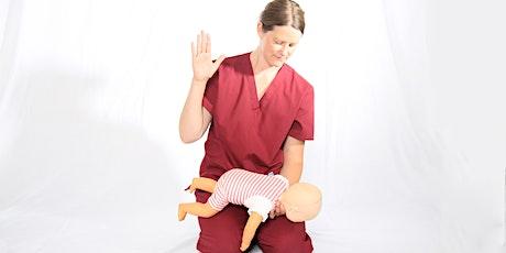 Online 2 hour Baby & Child First Aid tickets