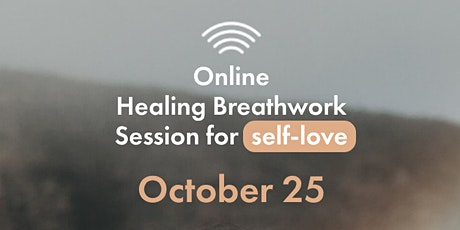Healing Breathwork Session for self-love tickets