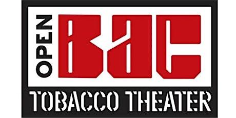Open BAC - dinsdag 8 december tickets