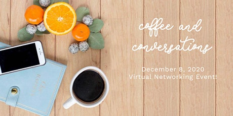 December Virtual Coffee and Conversations tickets