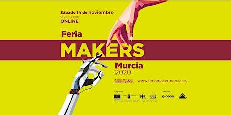 FERIA MAKERS MURCIA 2020 entradas