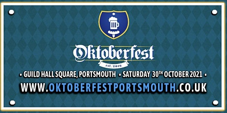 Oktoberfest Portsmouth 2021 tickets