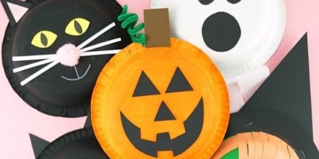 Half-Term Halloween Autumn Arts & Crafts tickets