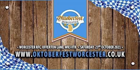 Oktoberfest Worcester 2021 tickets