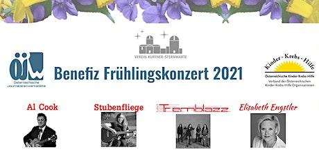 ÖJW Benefiz Frühlingskonzert 2021 Tickets