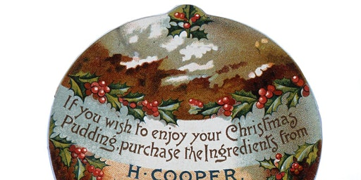 Potatoes, Plum Pudding and Peacock: Eating with the Victorians at Christmas