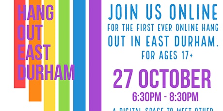 Hang Out - East Durham tickets