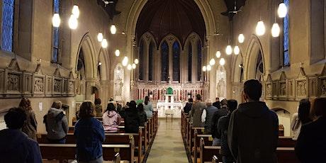 Sunday Student Mass at the Catholic Chaplaincy tickets