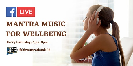 Mantra Music For Wellbeing ONLINE tickets