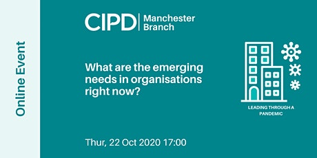 What are the emerging needs in organisations right now? tickets