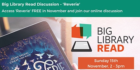 Big Library Read Discussion 'Reverie'