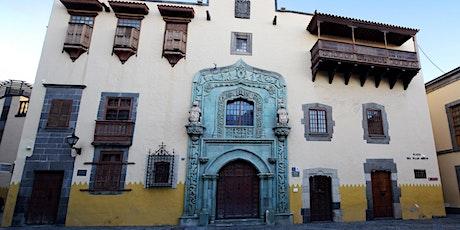 Las Palmas de Gran Canaria. Historia de piratas y la gran aventura de Colón entradas