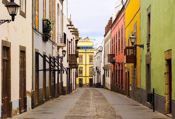 Imagen de Las Palmas de Gran Canaria. Historia de piratas y la gran aventura de Colón