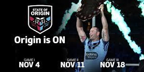 State of Origin: Game 1 tickets