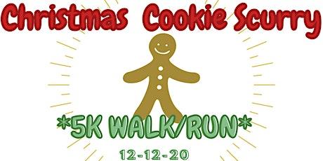 Christmas Cookie Scurry 5k Run/Walk tickets