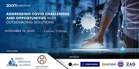 Addressing COVID Challenges and Opportunities with Outsourcing Solutions tickets