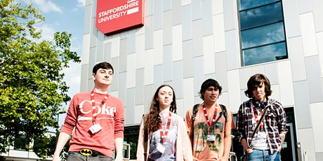 Staffordshire University Campus Tour - 11th November tickets
