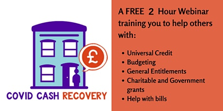 COVID Cash Recovery: Learn How To Help Your Community! tickets