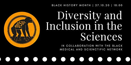 Diversity and Inclusion in the Sciences tickets