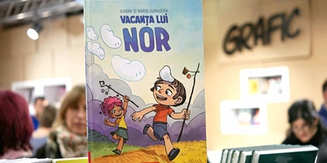 """Drawing Stories. """"Vacanța lui Nor / Nor's Holiday"""" tickets"""