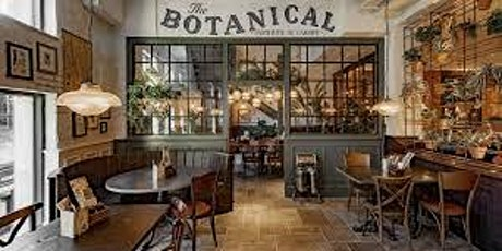 Directors Dinner with The Botanist Lincoln tickets
