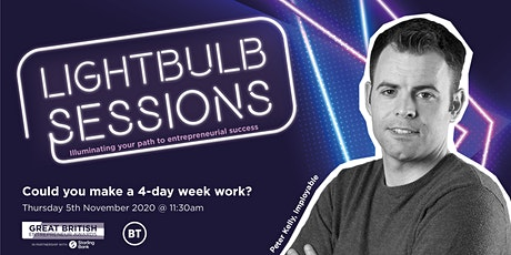 Could you make a 4-day week work? tickets