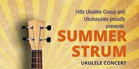 Summer Strum - Ukulele Concert tickets