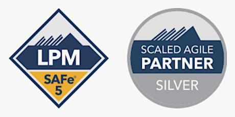 Certified SAFe® Lean Portfolio Manager (LPM)- Nov 14 -15 tickets