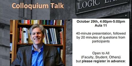 "Philosophy Colloquium Talk:  ""Choosing between Faith and Heresy"" tickets"