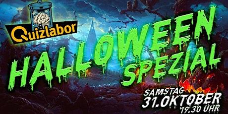 Quizlabor Brandenburg #5 - Halloweenquiz! Tickets