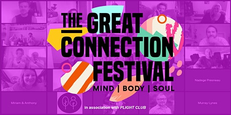 The Great Connection Festival 2021 tickets