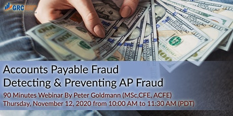 Accounts Payable Fraud - Detecting and Preventing AP Fraud tickets