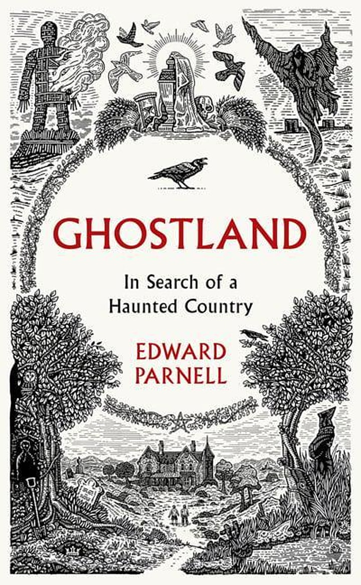 Online event: Ghostland - an evening of supernatural tales TICKET + BOOK image