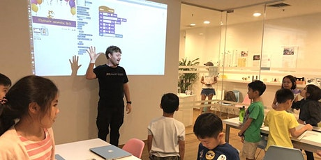 Coding Camp for Kids: Learn by Coding Fun Apps & Games! (Lvl 2)[CF2] tickets