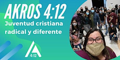 Akros 4:12 | Jóvenes Radicales y Diferentes entradas