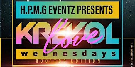 KREYOL LOVE WEDNESDAYS tickets