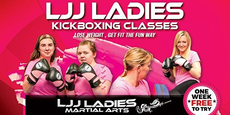 Ladies Kickboxing DAYTIME Tues am tickets
