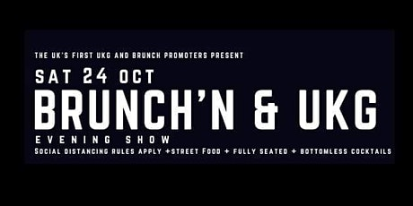 Brunchin UKG Halloween Special tickets