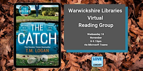 Warwickshire Libraries Virtual Reading Group tickets