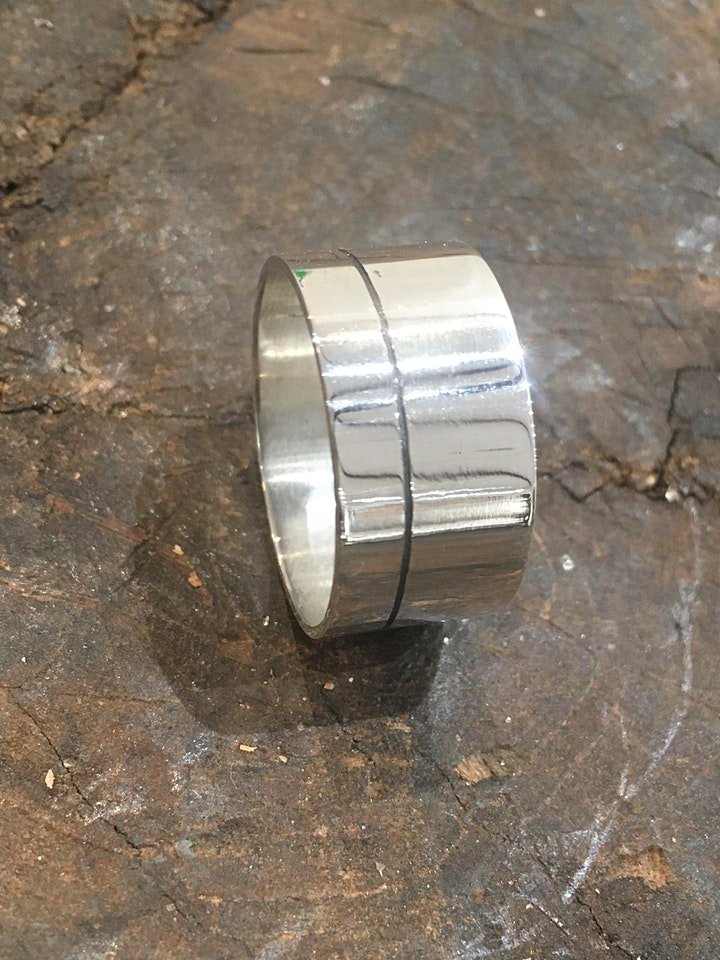 Start making Your Own Silver Jewellery in Byron Bay image