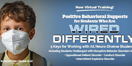 Wired Differently VIRTUAL 1-Day Seminar - November 4, 2020 tickets