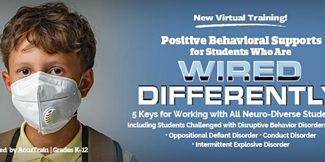 Wired Differently VIRTUAL 1-Day Seminar - December 11, 2020 tickets