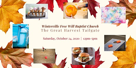 The Great Harvest Tailgate tickets