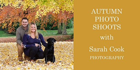 Autumn Photo Shoot - Cannop Ponds tickets
