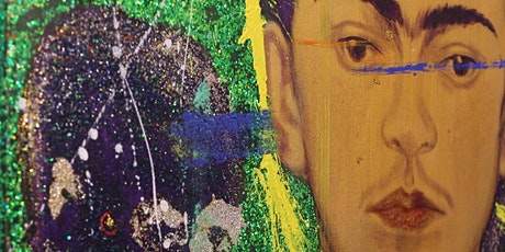 [Art Exhibition] Michael Andrew Law's Kahlo Glitter Art tickets
