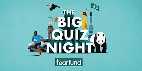 Tearfund's Big Quiz Night tickets
