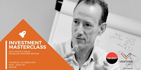 Investment Masterclass with Patrick Polak tickets